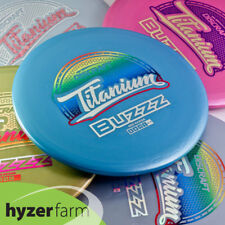 Discraft Ti BUZZZ  *pick your color and weight* Hyzer Farm disc golf midrange