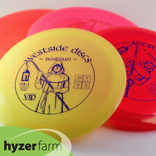 Westside Discs VIP BOATMAN  disc golf driver  Hyzer Farm  *pick weight & color*