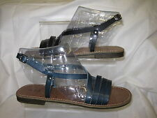 Spot On Gladiator Sandals Synthetic Upper, Inner & Sole F0331