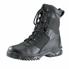 "8"" ""Forced Entry"" Side Zip Tactical Boot"