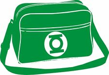 Green Lantern Retro Shoulder Bag (Comics/Marvel/Geek)