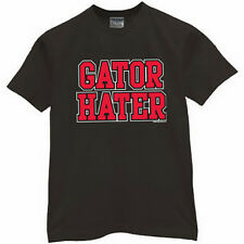 GATOR HATER t-shirt georgia jersey bulldogs funny vintage tickets hat football