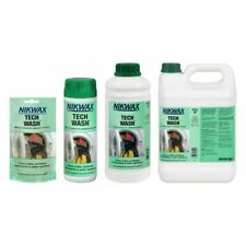 Nikwax Tech Wash Wash-in cleaner for waterproof clothing and equipment