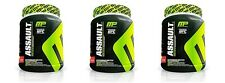 3 x Muscle Pharm MusclePharm Assault 736g (2.2kg Total) - Mix Flavours