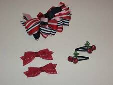 EUC Gymboree Cherry Pie & M2M Hair Accessories CHOICE