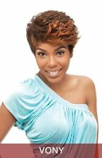 VONY BY VANESSA FIFTH AVENUE COLLECTION SYNTHETIC WIG SHORT WAVY STYLE