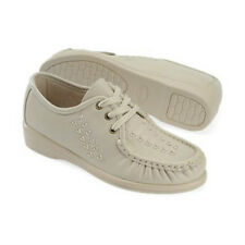 Softspots BONNIE LITE 114803 Womens Bone Leather Comfort Hand Sewn Moccasin