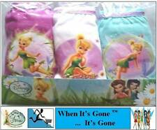 2/3/5 PACK GIRLS/BOYS CARTOON CHARACTER BRIEFS/KNICKERS/PANTS/VESTS 100% COTTON