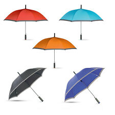 "102cm/Approx 40"" Umbrella. EVA Handle, Matching Pouch + Carry Strap - Auto Open"