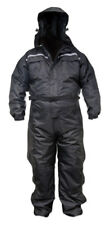 Men's Mossi Xtreme One Piece Snowsuit 1 Piece Snow Suit Black MOS-801