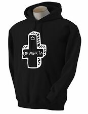 OFWGKTA ~CROSS HOODIE Odd Future~Taylor Wolf Gang hip hop ALL SIZES AND COLORS!