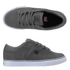 DC - SET S Mens Skate Shoes (NEW) Size 7 & 7.5 BATTLESHIP Super Suede FREE SHIP