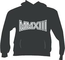 Class of 2013, 14, 15, 16 Hoodie Graduating MMXIII, MMXIV, MMXV, MMXVI Fleece