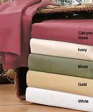 SHEET SET 4PCs 800 TC SALE 28 COLOR! ALL SIZE 100% EGYPTIAN COTTON FREE SHIP 2US