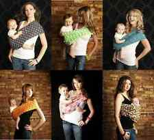 NEW Seven Slings Baby Sling Infant Pouch Style Carrier No buckles. Many Sizes