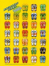 HAVAIANAS TEAMS - FLIP FLOPS SANDALS ORIGINAL NEW MADE IN BRAZIL OLD STOCK 2010