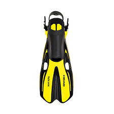 Head Volo One Fins Set Scuba, Diving, Free Dive, Snorkeling Yellow