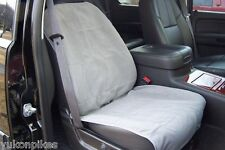 Fleece Waterproof Bucket Car Seat Cover for Dogs & Pets