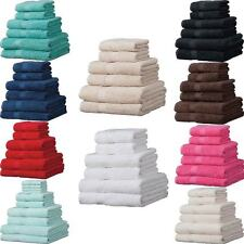 Linens Limited Luxor 600gsm Egyptian Cotton 6 Piece Hotel Towel Set