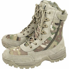 NEW Viper 1000D Multicam MTP Cordura Paintballing Airsoft Special Ops Boot Boots
