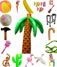FANCY DRESS INFLATABLES HEN STAG BEACH BIRTHDAY KIDS ADULTS LUAU GARDEN PARTY