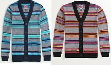 Modern Amusement Striped Button Up Cardigan Med or L - Urban Outfitters NEW