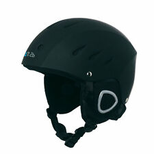 KID'S DARE2B 'THINK TANK' BLACK SKI AND SNOWBOARDING HELMET.  SIZE S (51-52CM).