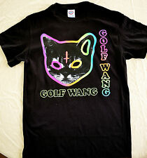 GOLF WANG~ OFWGKTA  T- SHIRT  Tyler Creator ODD FutureKITTY GANG SIZES & COLORS