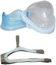 Headgear Cushion & Flap for Respironics True Blue Nasal Mask All Sizes cpap New
