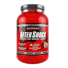 Myogenix AFTER SHOCK Post Workout Euphoria BUILD MUSCLE - RECOVER FAST  2.64 lbs