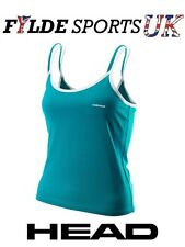 Head Tauri Women Tank Top TURQUOISE - Varied Sizes - Great Product - Low Price