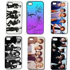 For Apple iphone 4 4S 5 5G New One Direction music band Hard Back Case