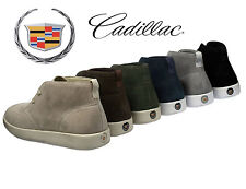 Cadillac Men's Gareth Casual Chukka Shoe Suede Many Colors & Sizes Shoes NEW