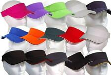 Sun VISOR sports GOLF tennis headband cap 15 Types