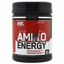 Amino Energy Optimum Nutrition 10 / 30 / 65 Servings- All Flavors Fast Shipping