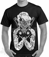 MARILYN MONROE,TATTOO,GANGSTA STYLE ,MENS T SHIRT,SIZES,S- UPTO- 3XL
