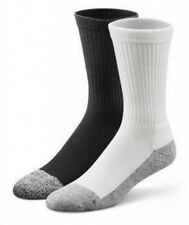 Dr Comfort Diabetic Crew Extra Roomy Length Socks Supports Shape to Fit Seamless