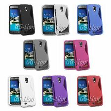Soft TPU Gel Silicone Case Cover Skin For Samsung Galaxy S4 Active ,GT-i9295