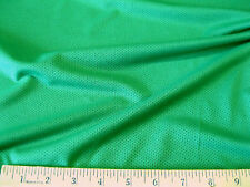 Discount Fabric Polyester Lycra /Spandex Athletic Sports Mesh Spring Green 910LY
