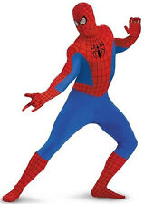 Spider-Man Spiderman Bodysuit Teen or Adult Costume
