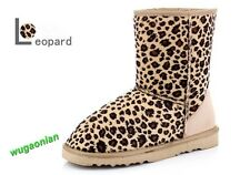 New Fashion Hot Sell 6 Colors & 5 Size Women Winter Warm Snow Boots Shoes