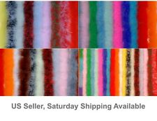 "22g, 72"" Long Turkey Marabou Feather Boa, 50+ Colors and Patterns to Pick From"