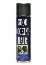 Good Looking Hair GLH Hair Spray Temporary Hair Loss Concealer w/ product sample