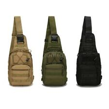 Outdoor Sports Camping Hiking Trekking Bag Military Tactical Backpack Shoulder