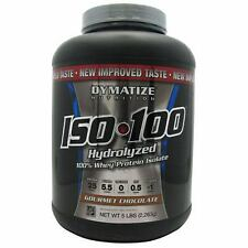 Dymatize ISO-100 5 Lbs Pick Flavor - Hydrolyzed Why Protein Isolate ISO 100 5lb