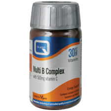 Quest Super Mega B Complex with Vitamin C Tablets