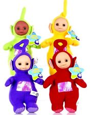 """NEW OFFICIAL 11"""" STANDING TELETUBBIES TINKY WINKY DIPSY LALA AND PO"""