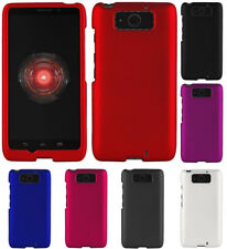 PROTEX RUBBERIZED HARD CASE COVER FOR VERIZON MOTOROLA DROID MAXX & DROID ULTRA