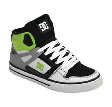 DC SPARTAN High WC Mens Shoes $80 (NEW w/ FREE SHIPPING) Sizes 8-13 SKATE Hi Top