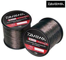 DAIWA SENSOR BULK SPOOL MONOFIL FISHING LINE ALL SIZES AVAILABLE + FREE NIPPERS